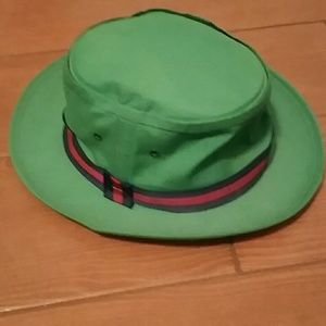 Dobbs Green Hat size 7/8